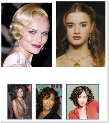 pin up hairstyles. 50s pin up hairstyles. vintage