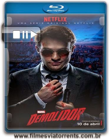 EoXob5Q - Demolidor 1ª Temporada Torrent – WEB-DL 720p Dublado (2015)