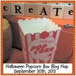 Halloween Popcorn Box Hop