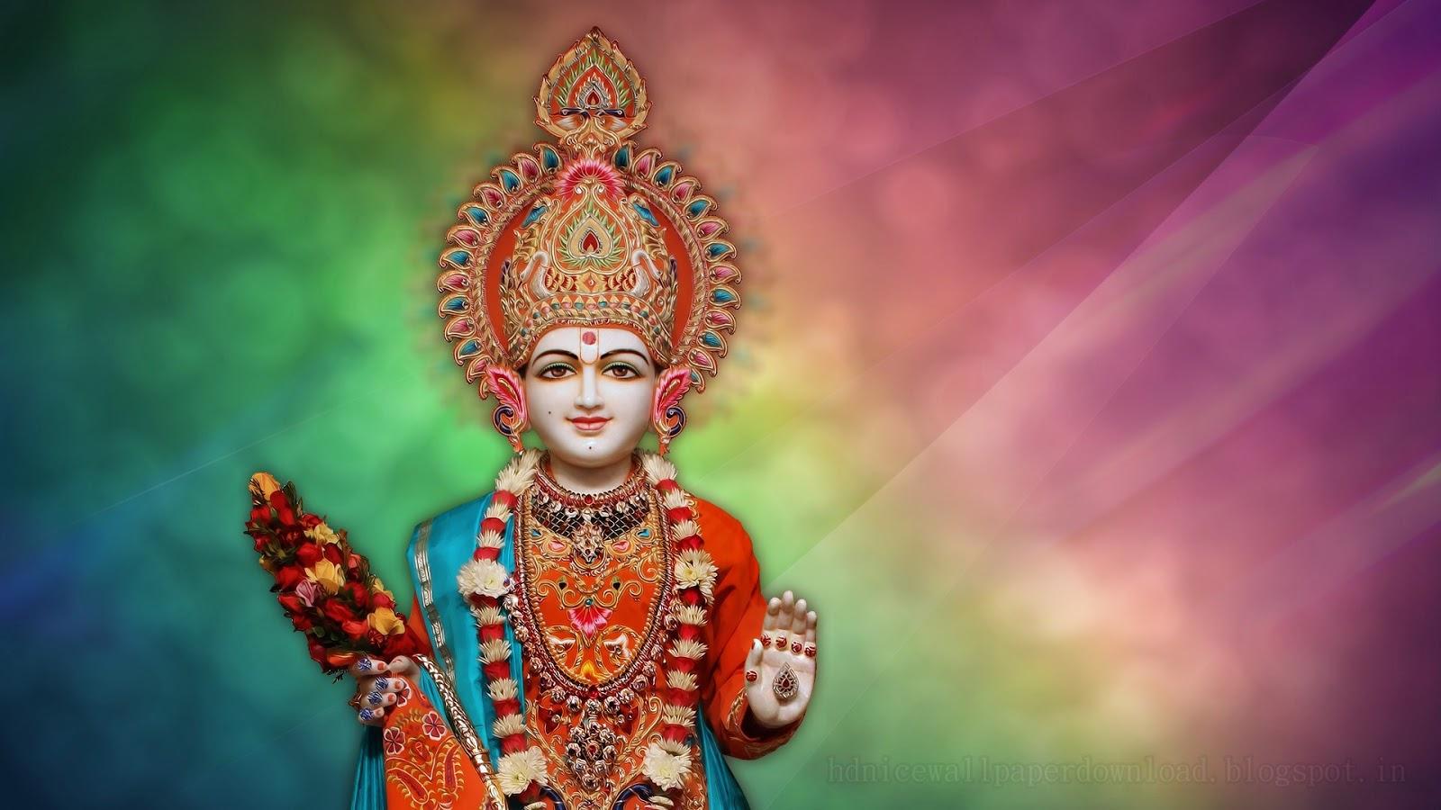 Bhagwan Swaminarayan HD Wallpaper
