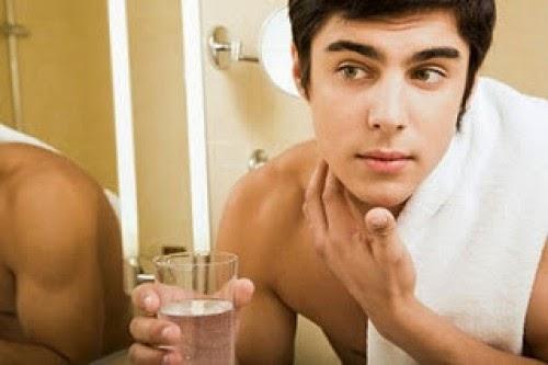 Cara Memutihkan Wajah Pria