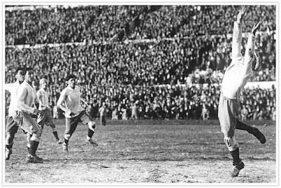 Primer Gol de México en Copas del Mundo