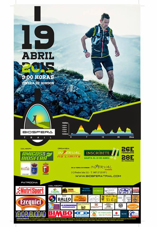 cartel biosfera trail