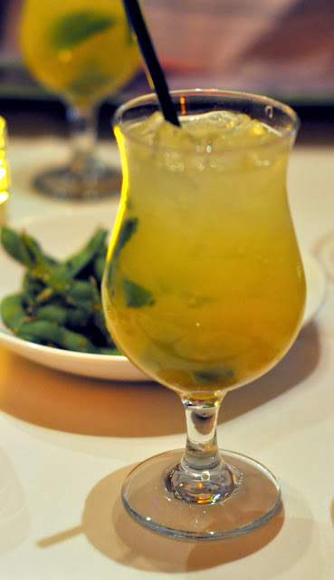 Mango Mojito - Roy's Restaurant - Las Vegas, NV | Taste As You Go