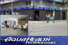 Sede Aquahealth Technologies.Lo mejor para tu salud.