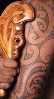 Fotos tatuagem maori