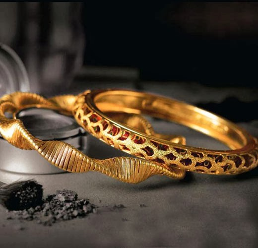 Tanishq Bangles Collection