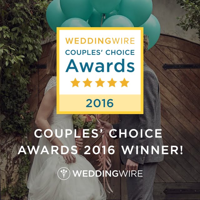 WEDDINGWIRE Couples's Choice 2016