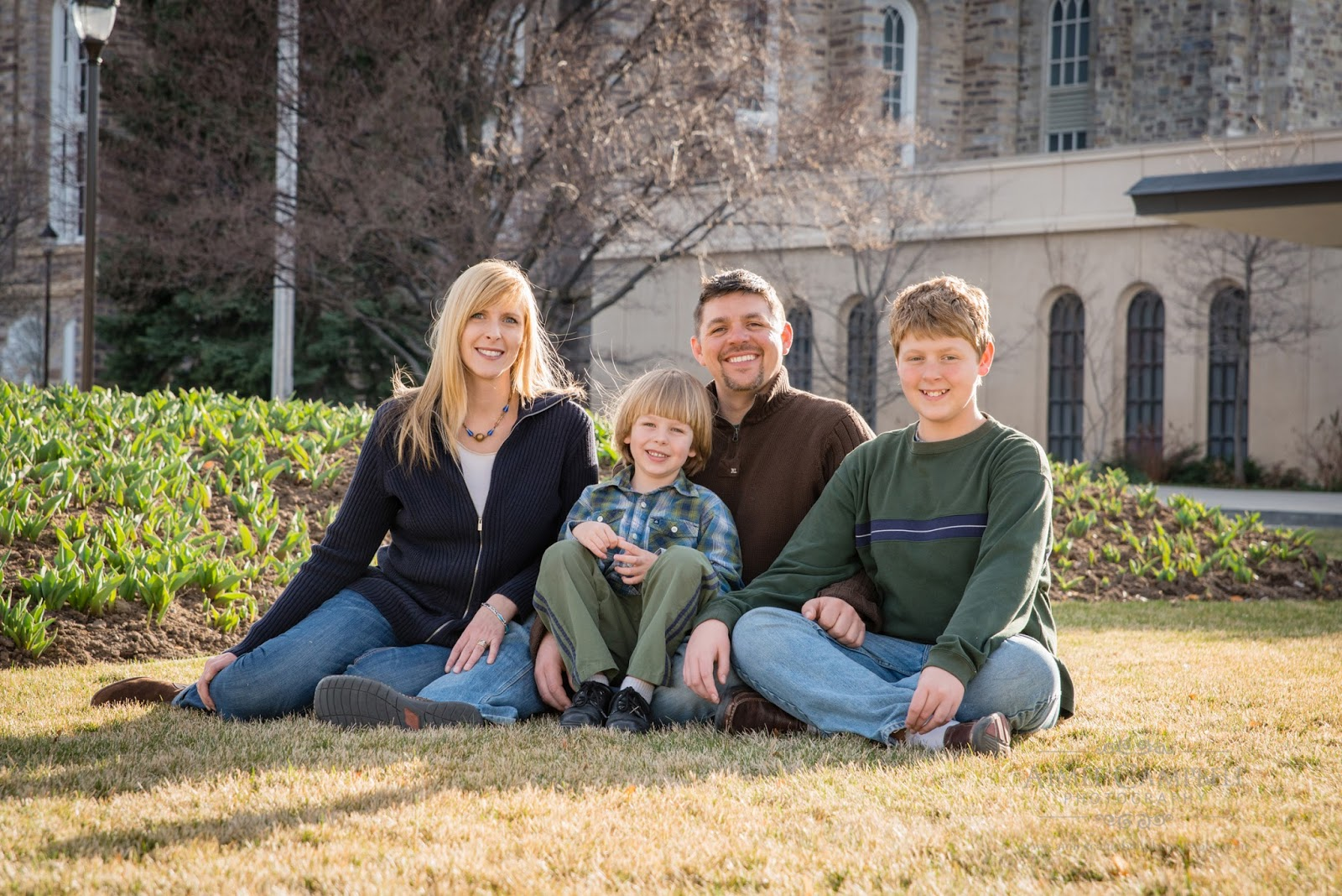Family Portraits Logan Utah
