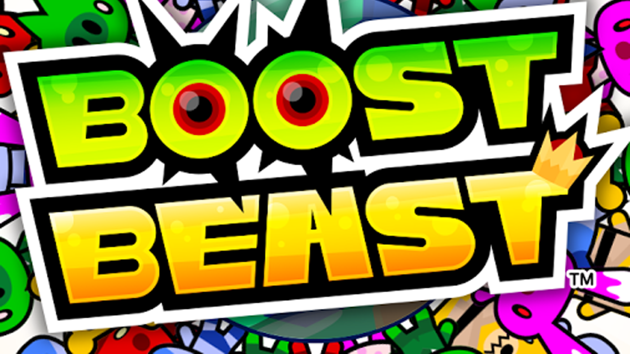 BOOST BEAST Gameplay IOS / Android