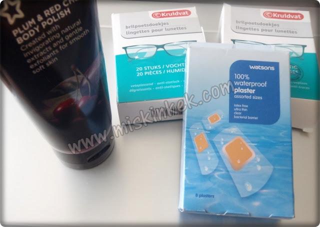 Watsons Kozmetik ve Bakım Ürünleri Alışverişim