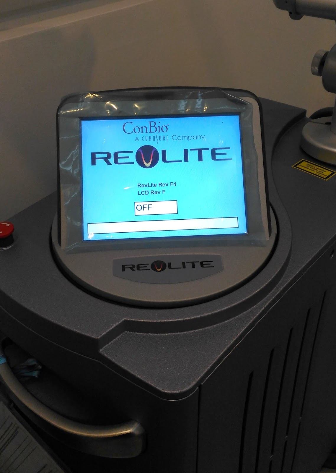 revlite machine