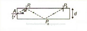 distanta formula fizica