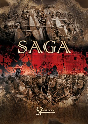 SAGA historical skirmish game