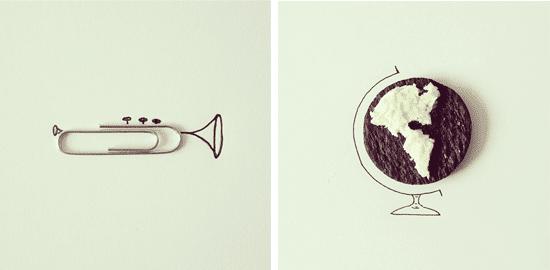 Javier Pérez, Instagrams Experiments