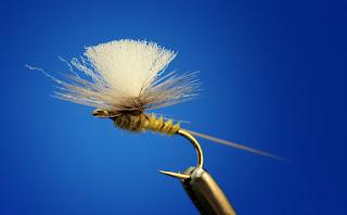 parachute baetis blue winged olive