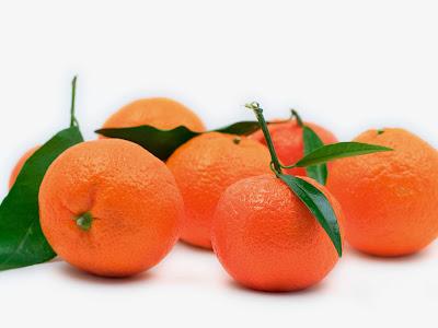 Recettes Fruits-Mousse à la mandarine