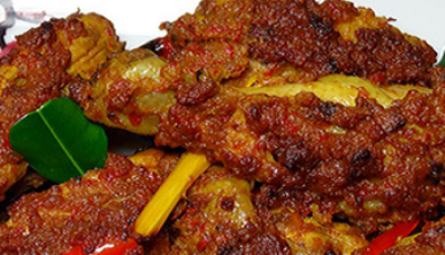 Resep membuat ayam paniki khas manado