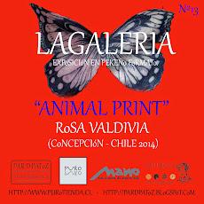 """""""LAGALERIA"""" MUESTRA N°13"""