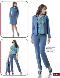 Trajes para Dama | Elegant Executives