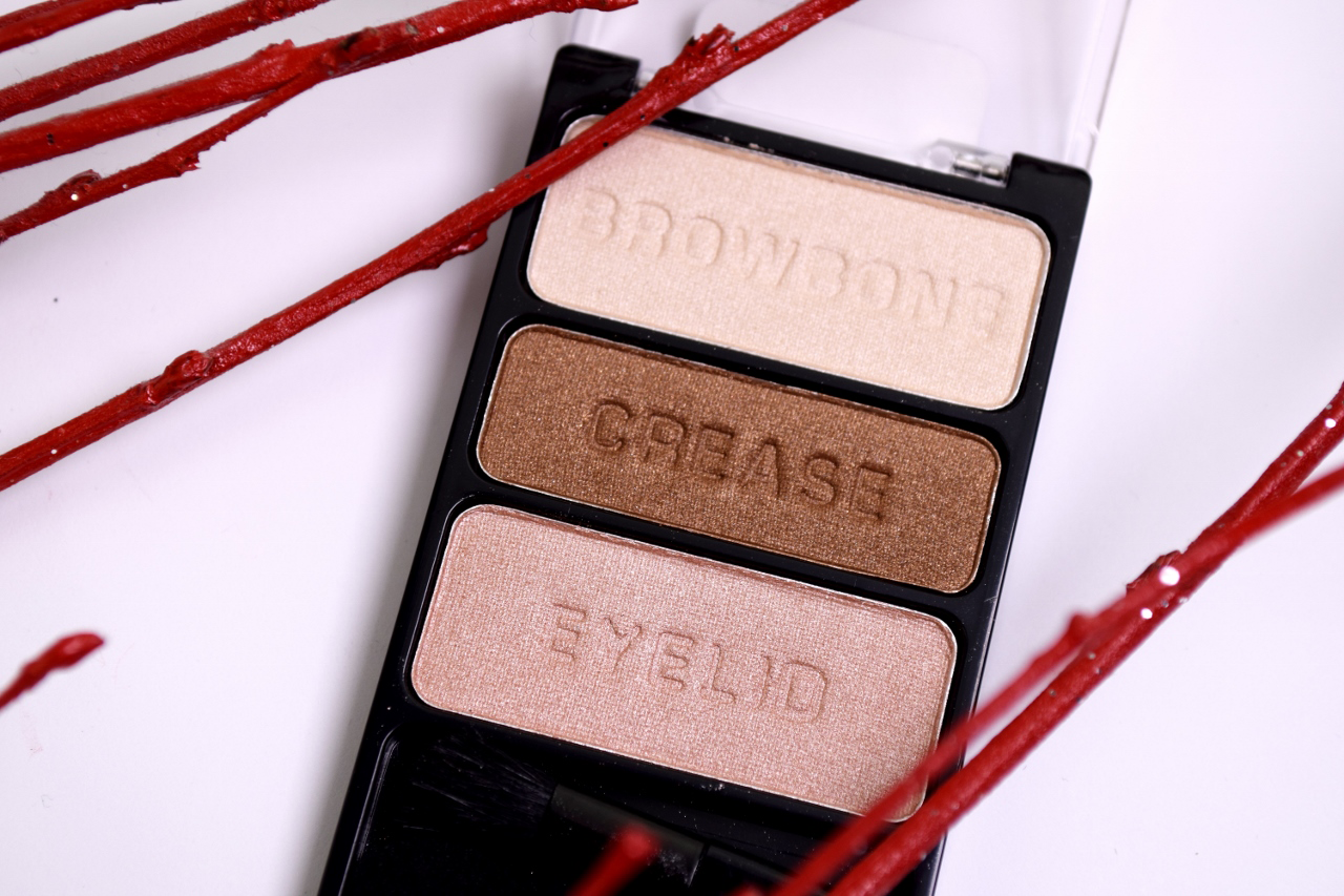 Wet n Wild 'Walking on Eggshells' Eyeshadow Trio Review