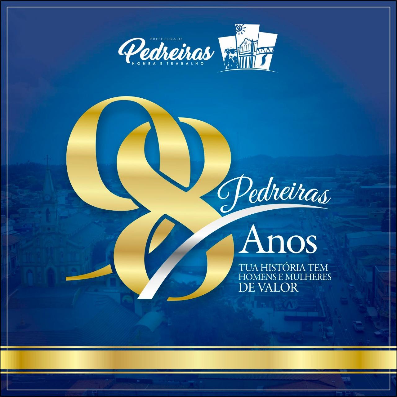 PEDREIRAS 88 ANOS