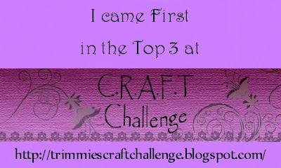 Woohoo! Top 3 Challenge 408