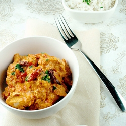 Bee Rasa Malaysia recipe Chicken tikka masala by Meeta of What's for Lunch Honey