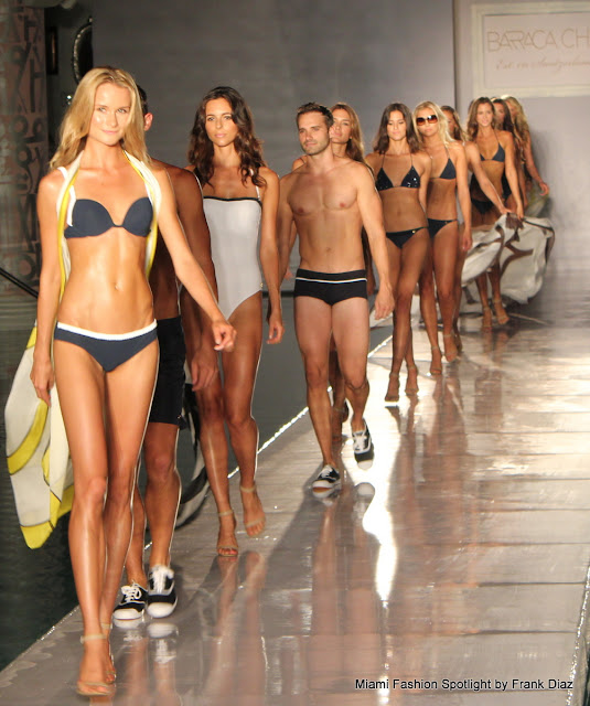 Barraca Chic Debuts 2014 Moments Collection at Funkshion Swim Week in Miami Beach