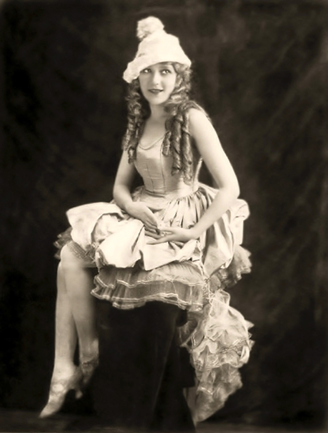 Puppy Love Preschool Style Muse Mary Pickford