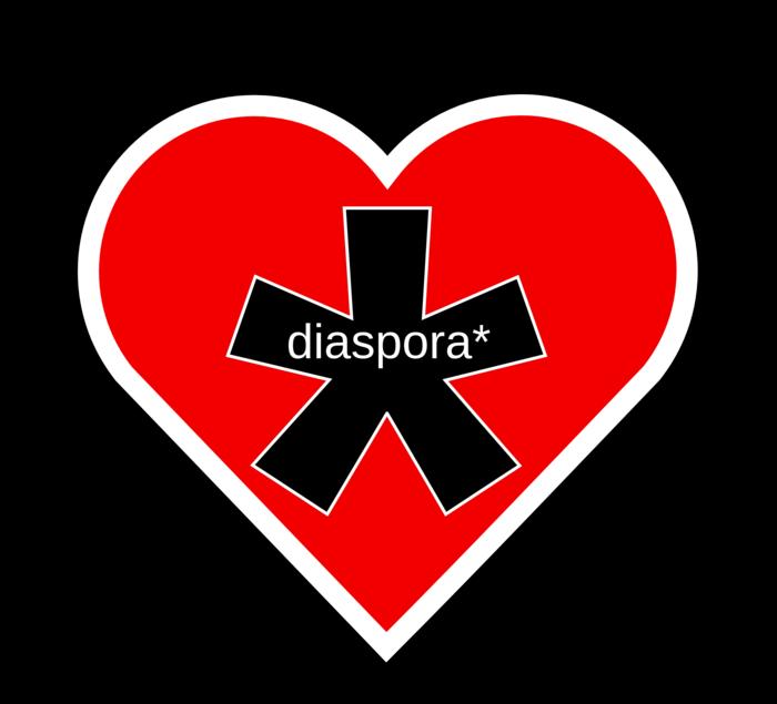 Join me on Diaspora!