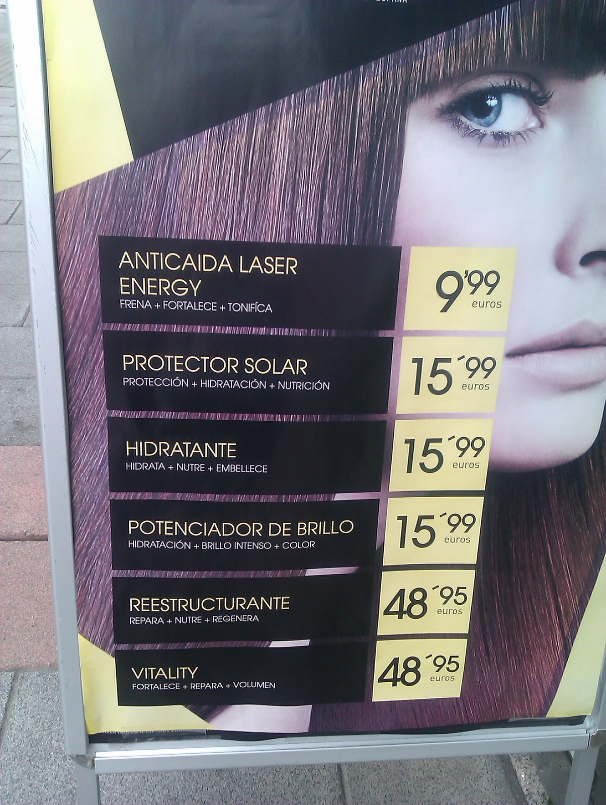 Blog de alopecia femenina: Marco Aldany, ¿competencia low cost de ...