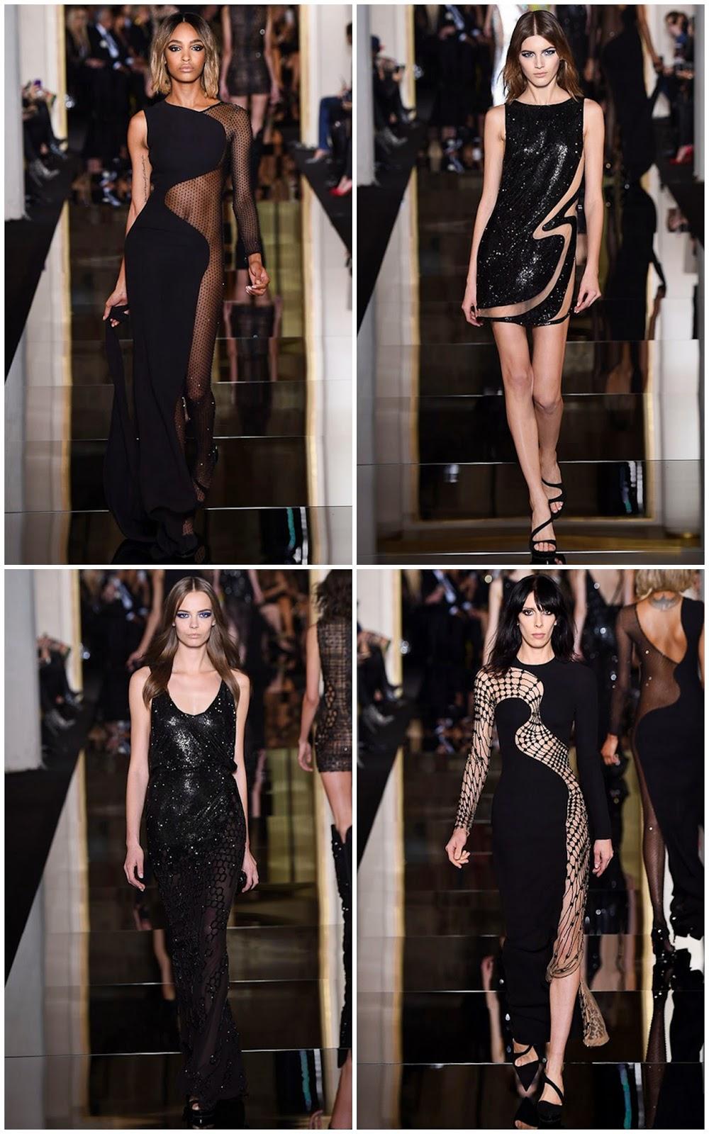Haute couture atelier versace ss15 rita for Haute couture atelier
