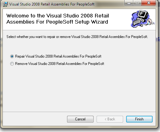 PeopleSoft nVision Issue Resolution How to Install PeopleTools – Nvision Peoplesoft