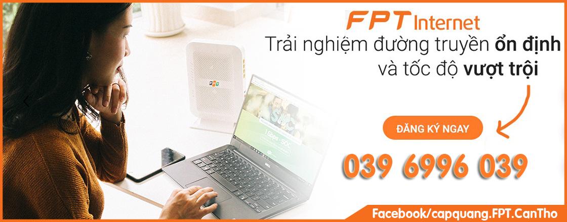 Lắp Đặt Wifi FPT Cần Thơ 039 6996 039