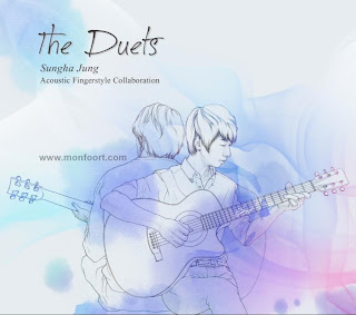 Album Sungha Jung - The Duets(2012)