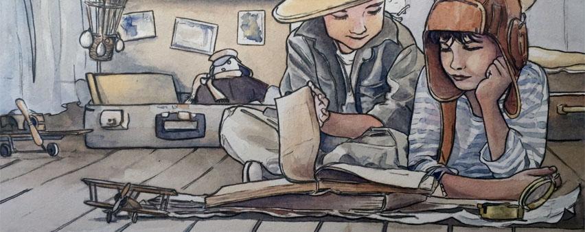 Kary Lee Illustration
