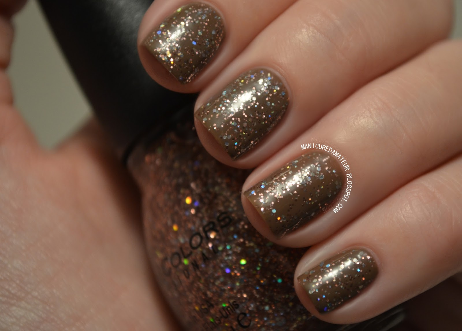 The Manicured Amateur: Sinful Colors Paparazzi / Almost Famous ...