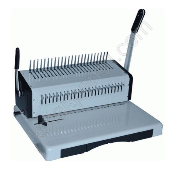 Harga dan Spesifikasi Mesin Jilid Spiral Plastik Ukuran F4