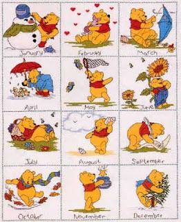 СП Вышиваем календарь