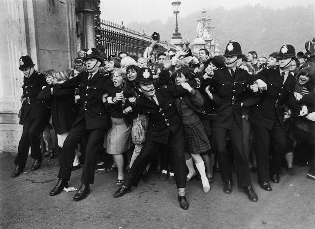 swinging london beatlemania