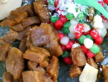 makan khas tradisional