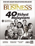 MALAYSIAN BUSINESS MARCH 16th 2015 ISSUE IS NOW ON SALE