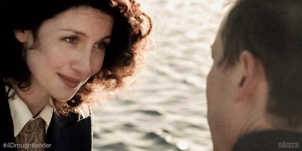 Outlander - 4 Droughtlander: Frank & Claire Extended Scene