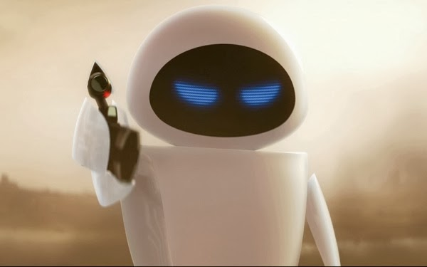 EVE in WALL-E