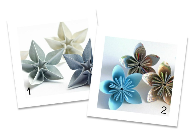Magpie and cake round up of diy paper flower tutorials mightylinksfo