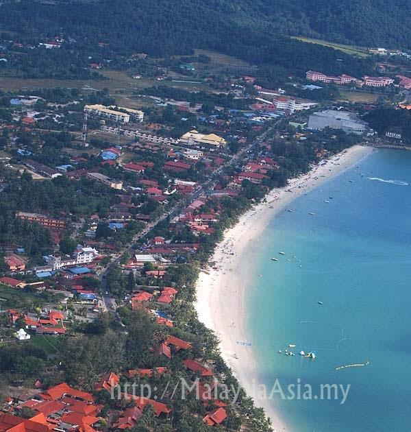 Langkawi Malaysia: Pantai Cenang In Langkawi