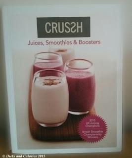 Crussh Recipe Book