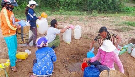 Gia Lai: Dân quay quắt vì thiếu nước