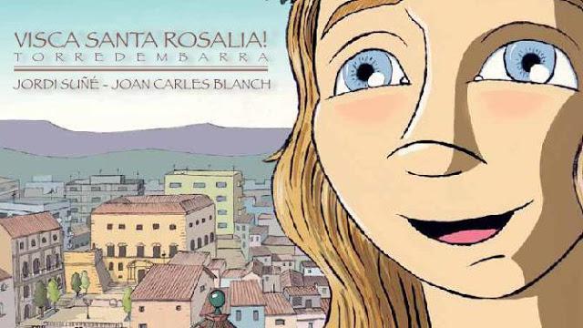VISCA SANTA ROSALIA!